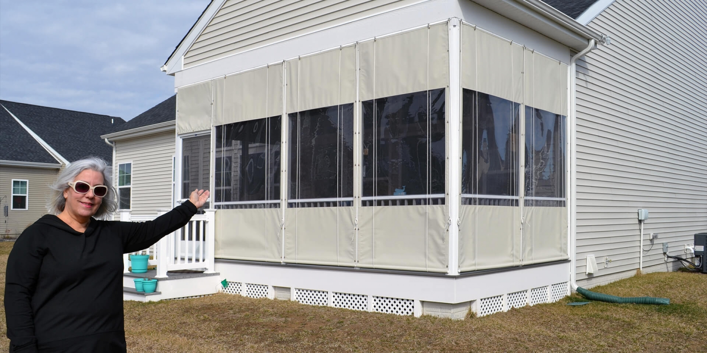 Affordable Porch Enclosure Solutions that Look Amazing!